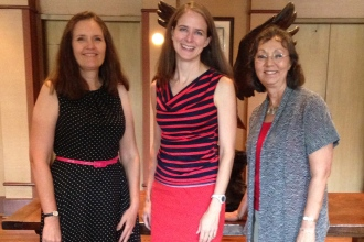 Debra Worthington, Jennifer Romig, and Margaret Fitch-Hauser